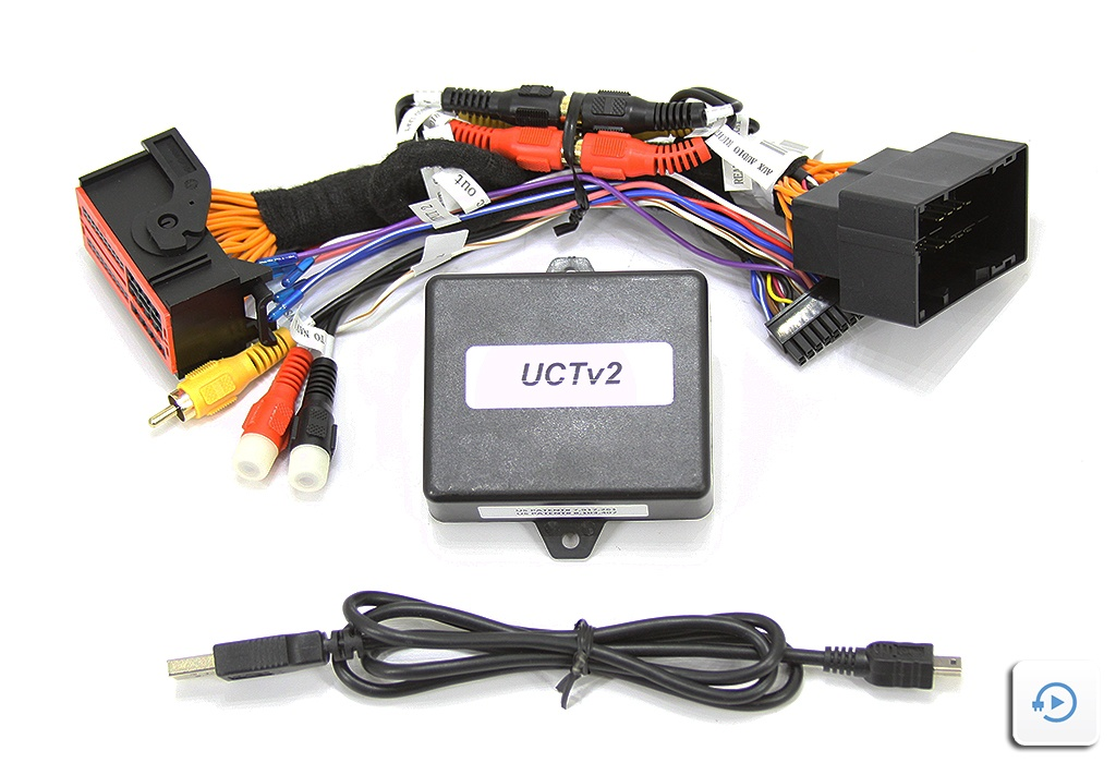 Back-up Camera Interface - UCTv2 - NAV-TV