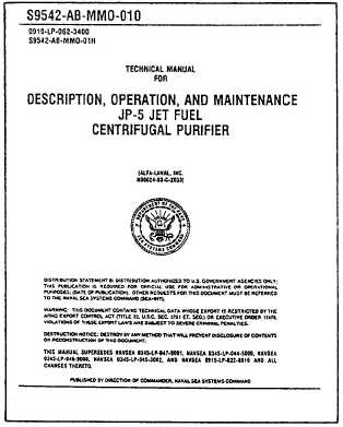 Maintenance Manual Template Maintenance Procedure Template - technical manual template