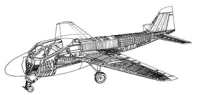 general aviation aircraft diagram