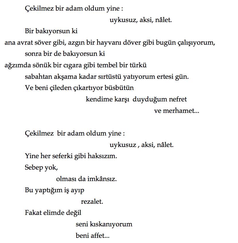 Atilla Birkiyenin Kaleminden Saat 21 22 şiirleri Ya Da Bir Kalbin