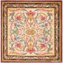 Small Crop Of Rug In Spanish