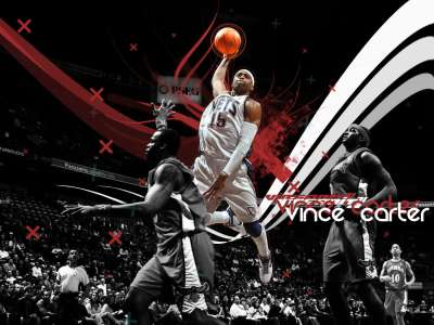 Vince Carter HD Basketball Wallpapers | NBA Wallpapers