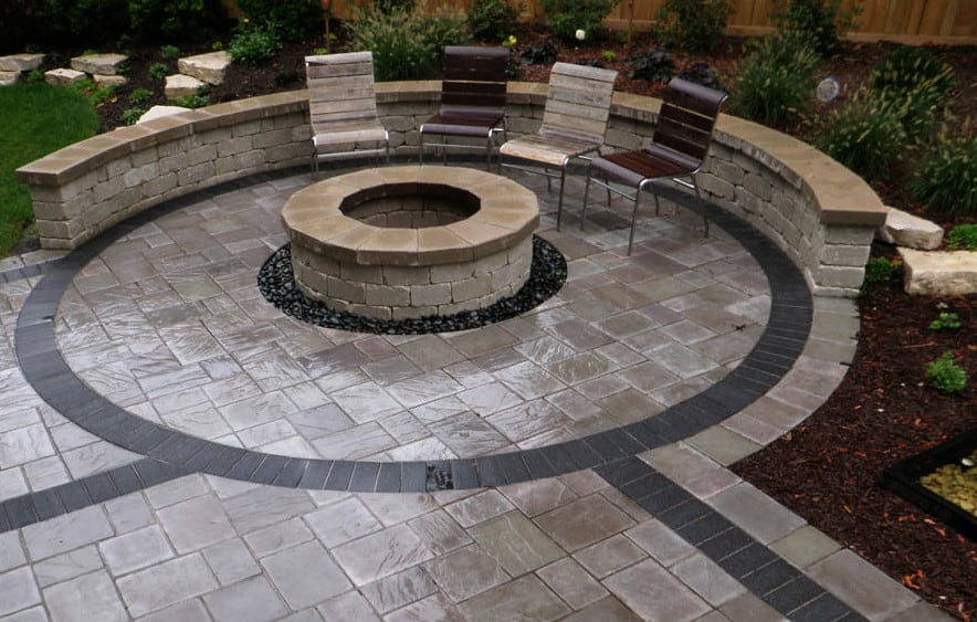 Unique Tips Design Ideas On How To Landscape With Pavers