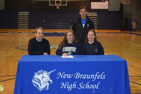 Paige Hofstad - Georgetown University - Cross Country