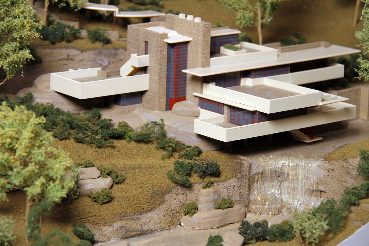 Falling Water House Usa House Home An Ongoing Exhibition At The National Building Museum