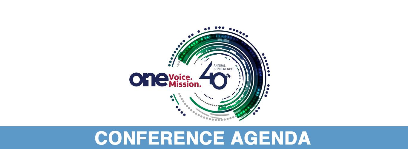 Conference Agenda \u2013 NBMBAA - conference agenda