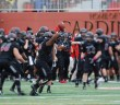 NCC vs Wheaton College Football