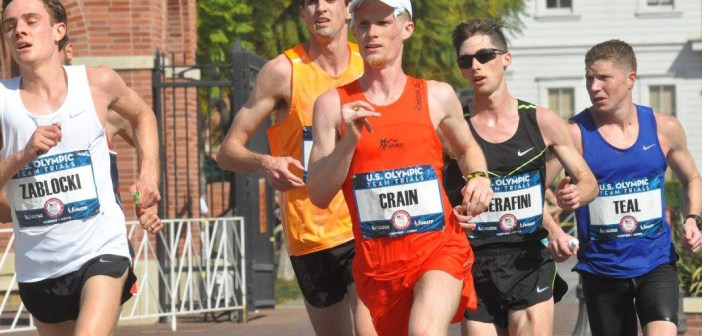 NCC alum gets the call for Olympic trials