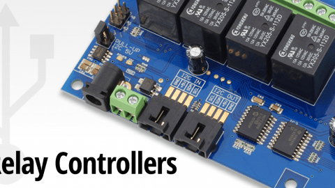 Relay Logic - How to Connect Relays for Logical Switching Applications