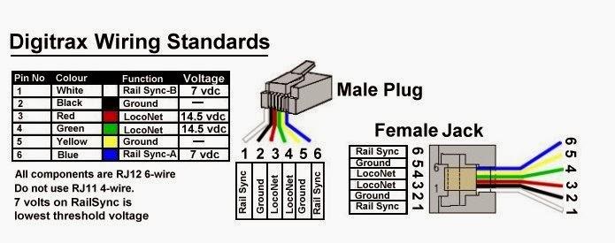 rj12 jack wiring
