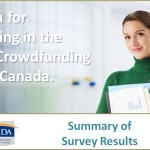 National Crowdfunding Survey Data Results – Summary of raw results
