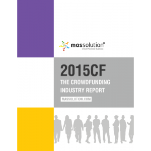 2015 Crowdfunding Industry Report