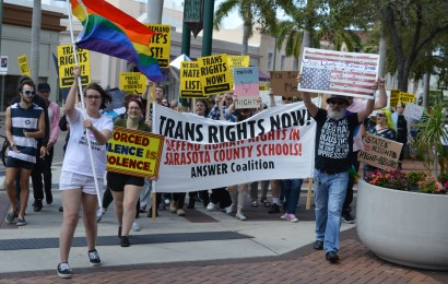 The Activist Newsletter: 3/25-3/23