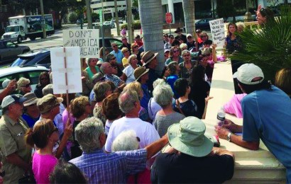 Sarasota congressman pressured by immigrant rights group