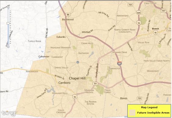 USDA Eligibility Maps
