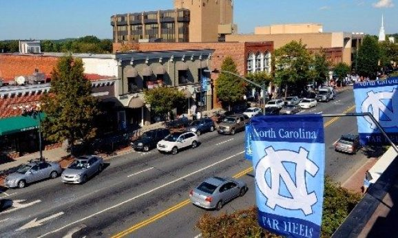 Buying a home near UNC