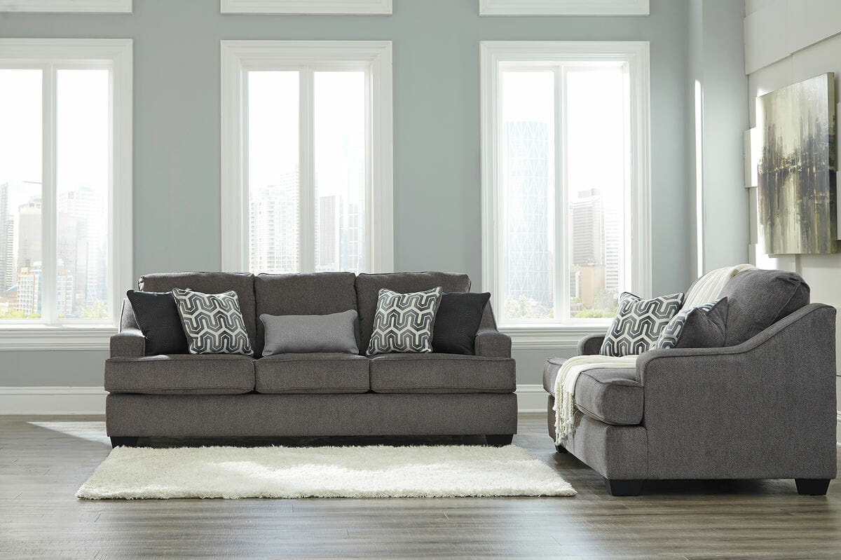 Emelen Sofa And Loveseat Sofas Loveseats Archives Page 6 Of 7 Nc Gallery Furniture