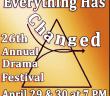 Drama Fest poster