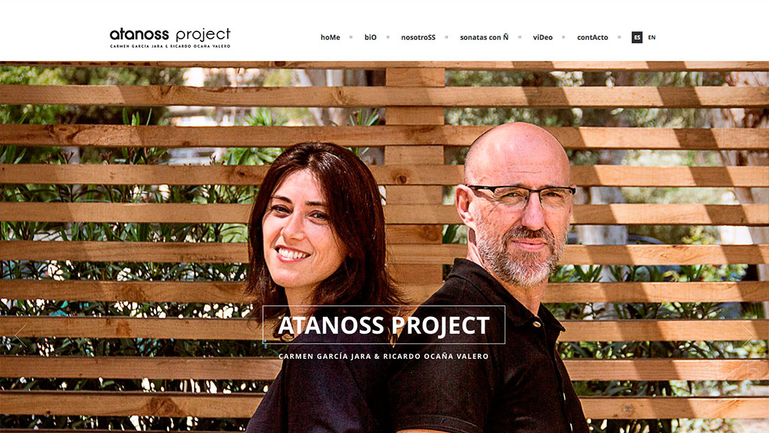 Atanoss Project Web