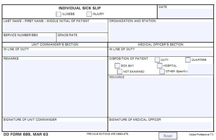 What is DA Form 3349? NCO Pro - da form