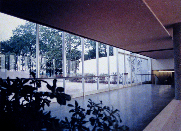 Solar Set Ncptt | Neutra's Visitor Center And Cyclorama At Gettysburg