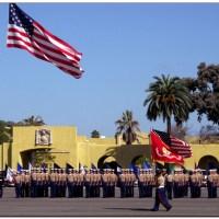 US Marine Corp Graduation