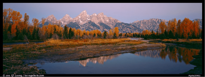 Panoramic Wallpaper Fall 6 Underrated National Parks To Visit In 2016 The Seraphim