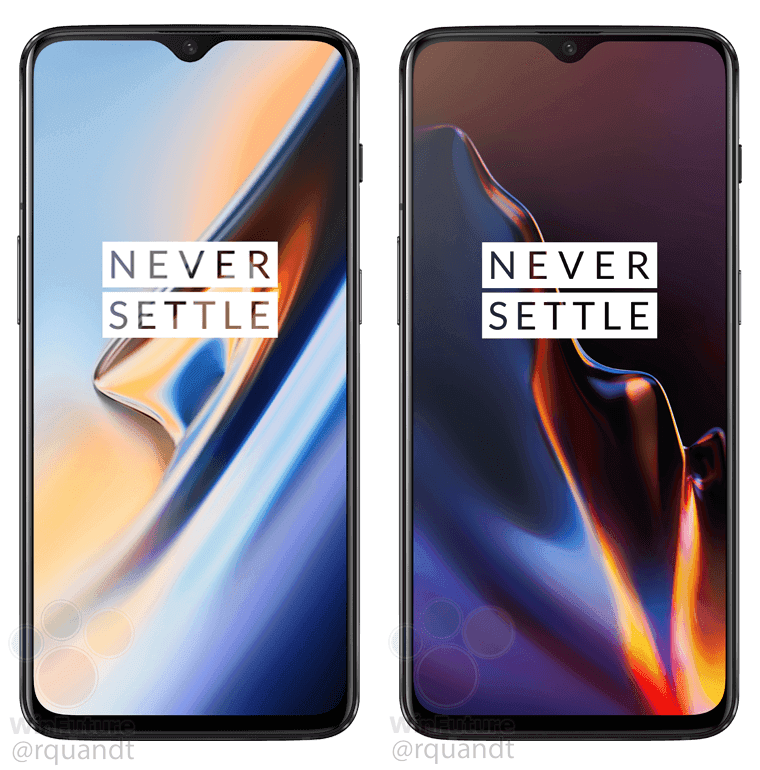 OnePlus 6T Teased Along Side OnePlus 6 - Specs And Features!