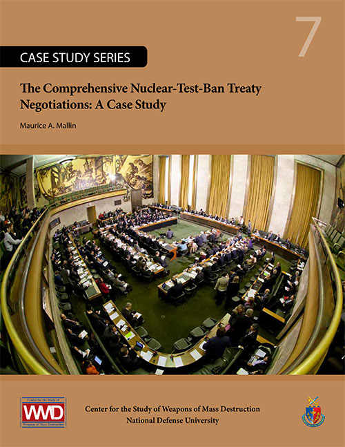 Summary Of Historical Attacks Using Chemical Or Biological The Comprehensive Nuclear Test Ban Treaty Negotiations A