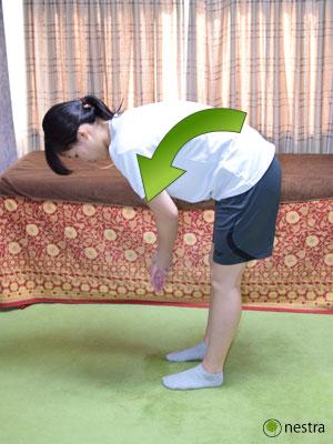 腰の動き1