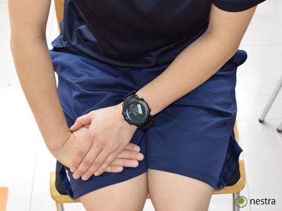 手の腱鞘炎-橈屈ストレッチ2