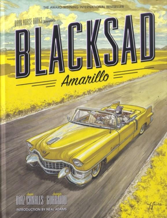 Dark Horse Presents: Blacksad Amarillo