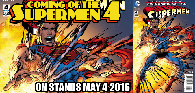 Coming of the Supermen 4