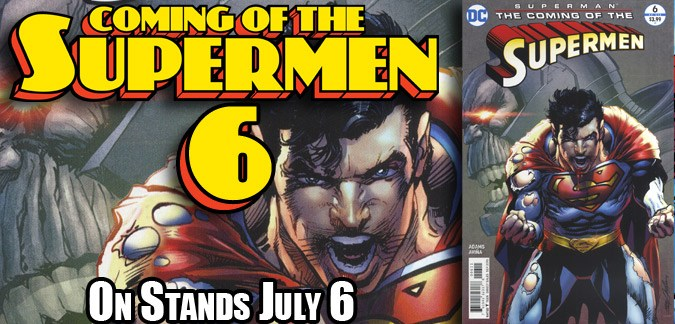 Coming of the Supermen 6