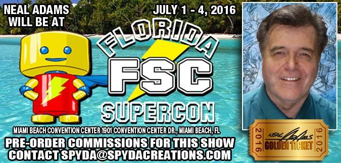 Supercon Miami Florida