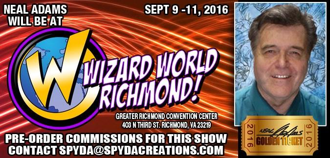 Wizard World Richmond