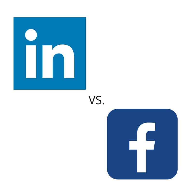 Lead Generation LinkedIn vs Facebook - Maximize Social Business