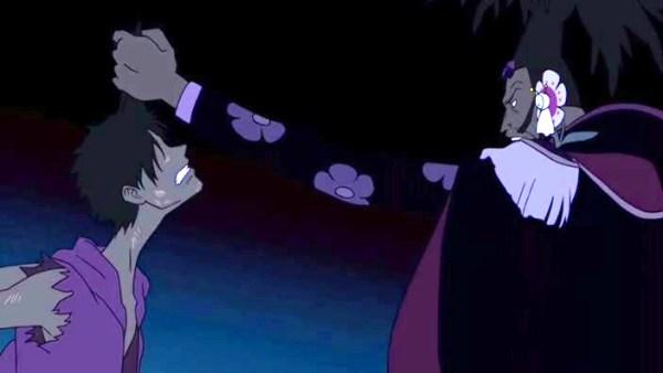 Neuves comme quand il a décidé de rendre One Piece super glauque
