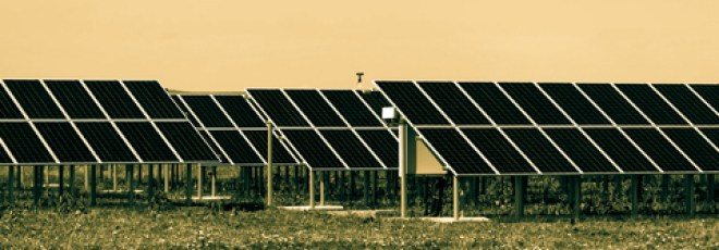 Ballast mount ground mounted solar electric systems can be moved to a different location.
