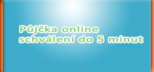 Půjčka online schválení do 5 minut