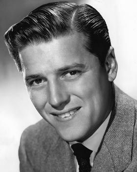 Gordon MacRae, actor, singer, lived in Lincoln, NE.
