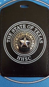 State of Texas ID Holder (HHSC) | kaychula