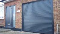 EG55 8X8 ANTHRACITE ELECTRIC ROLLER GARAGE DOOR ...