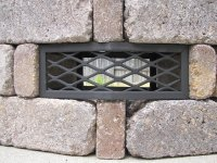 Pavestone Rumblestone Round Fire Pit Vent | Fire Pit ...