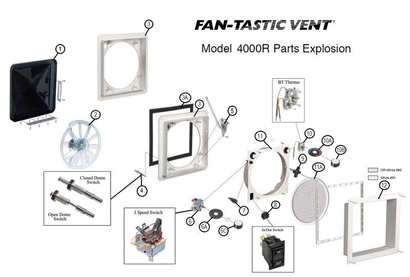 Fantastic Vent Fan Wiring Diagram