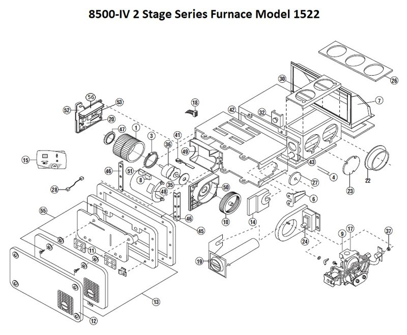 atwood furnace parts diagram hmcmotorhomeshomesteadcom