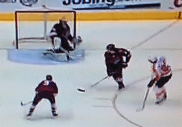 Flyers game winning goal
