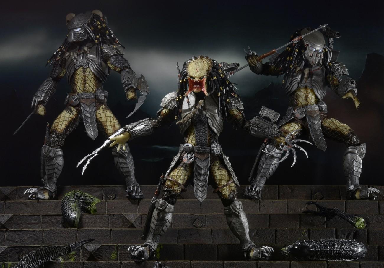 Wallpaper Predator 3d Closer Look Predator Series 14 Alien Vs Predator Action