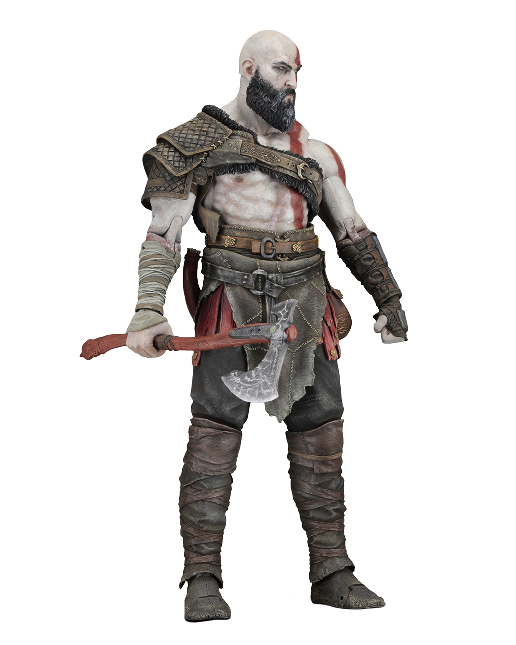 Pro Idee Schuhe God Of War 2018 7 Scale Action Figure Kratos