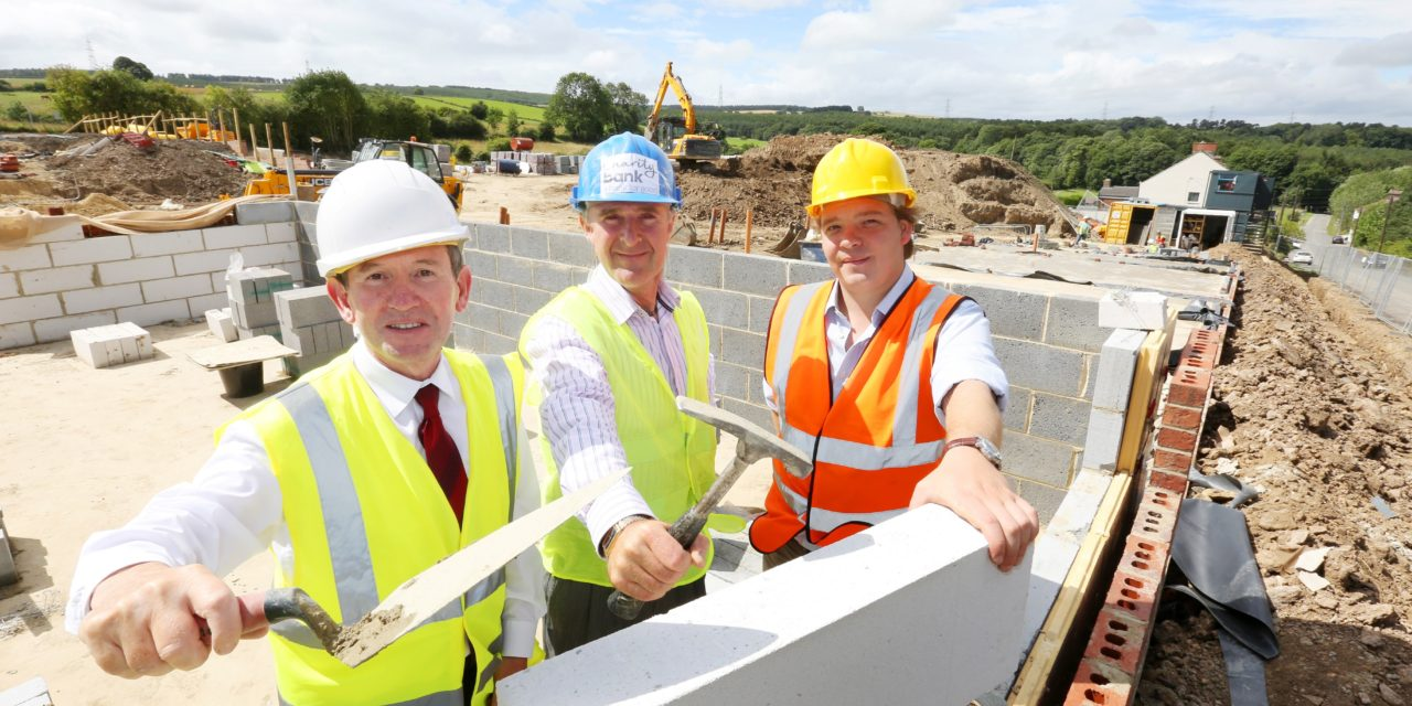 10m Secured For Innovative Housing Model North East